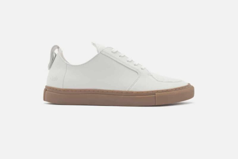 EKN Argan Low - White vegan