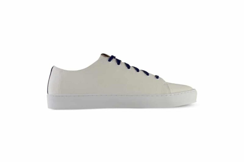 EKN Oak Low - White canvas