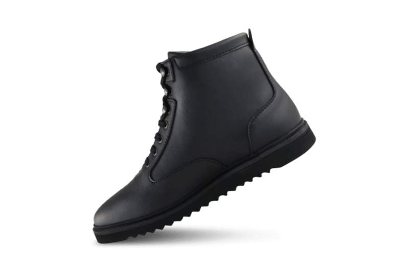 EKN Desert High Ripple - Black Vegan