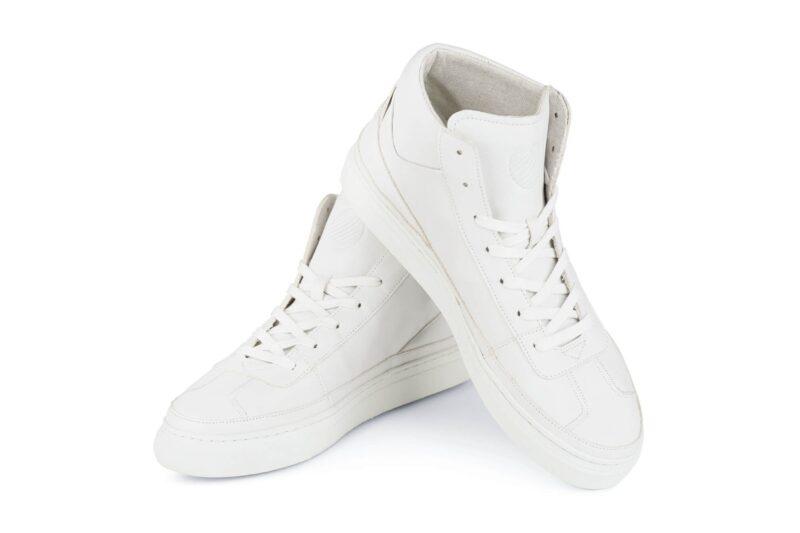 Komrads APL - High All White