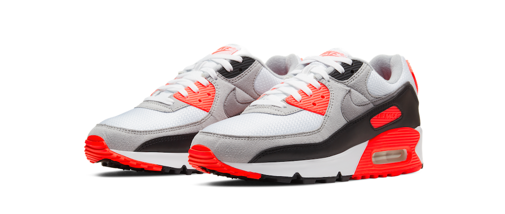 nike air max 90 infrared classic